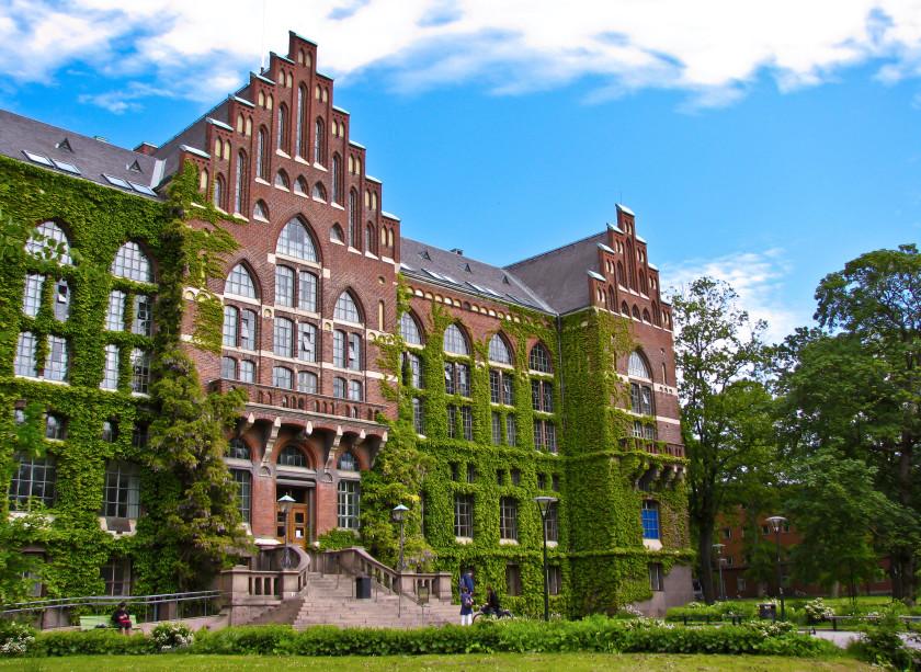 Top 100 universities_Lund University