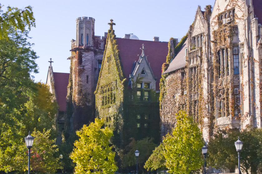 Top 100 universities_University of Chicago