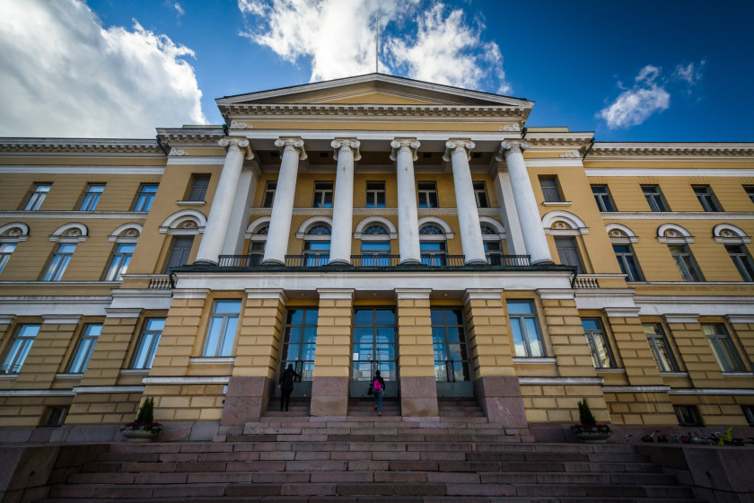 Top 100 universities_University of Helsinki